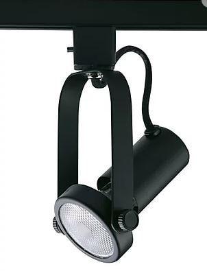 Spot Montana Para Trilhos 6,8x17,3cm 1XE27 40W Cor Preto Casual Light QSP901-PT