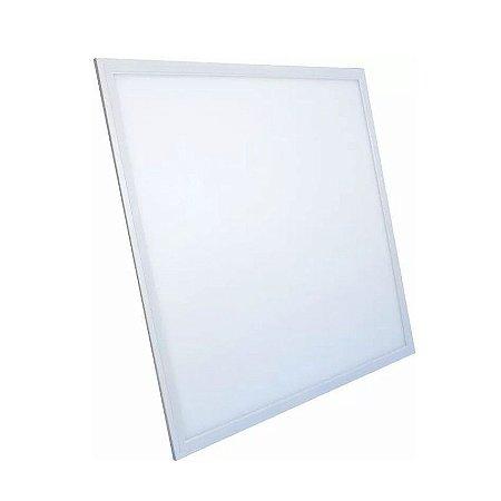 Painel Embutir Quadrado 40x40Xx2cm 36W 6500K Bivolt 2520LM Slim Cristallux 046838