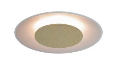 Embutido Iris Led 18W 2700K 220V 28x28x15cm Branco Com Detalhe Dourado Newline 440LED2BTDO