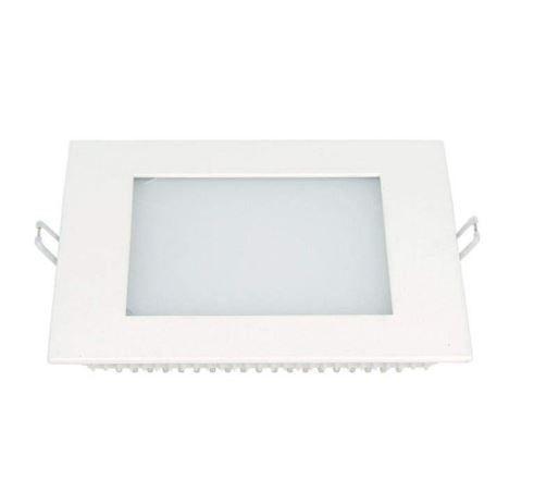 Painel Embutir Quadrado Lux 3W 3000K 16x85x85mm Taschibra 7897079081152