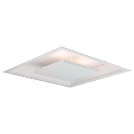 Luminária Embutir New Picture LED 8,4W 3000K Bivolt 37x37x7cm Bivolt Newline 540LED3