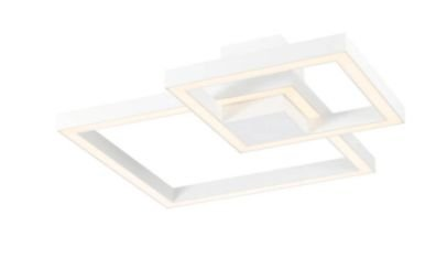 Plafon Fit LED 58,8W 3000K Bivolt 54x54x14cm Newline 701LED3