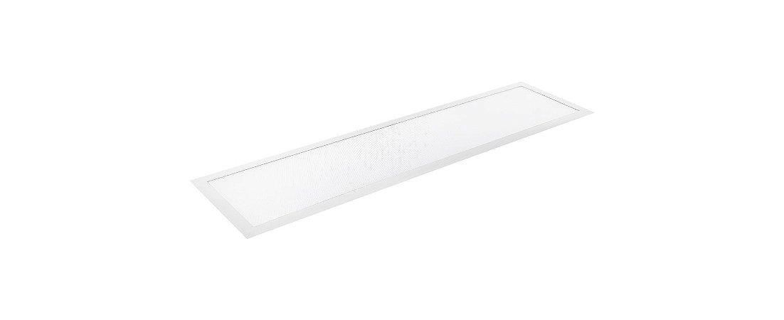 Painel Embutir Evo Backlight UGR 19 40W 32x122cm 40W 3100lm 4000K Alumínio 90° Stella STH20959/40