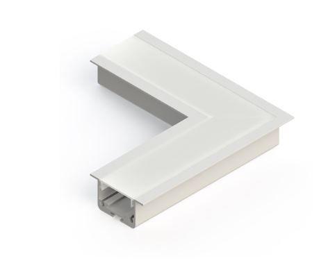 Conexão Curva 90° LLS Flex I Sobrepor Branco Saveenergy SE-275.1834