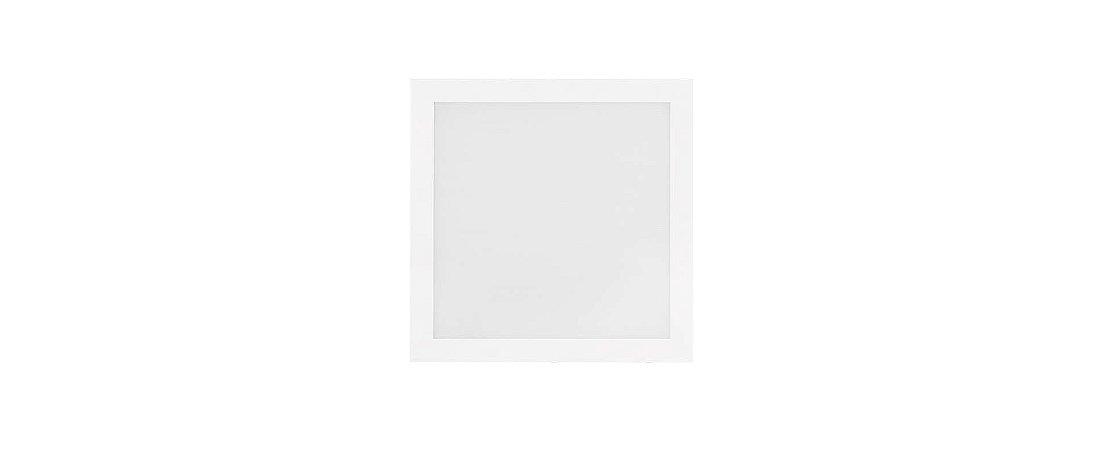 Painel Embutir Evo Backlight UGR 19 40x40cm Bivolt 30W 1900lm 3000K Alumínio 90° Stella STH20957/30
