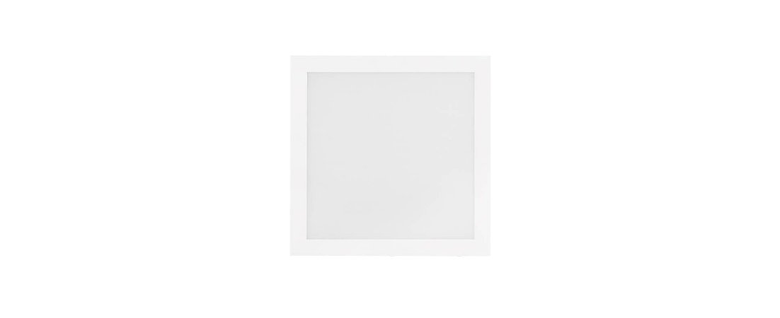 Painel Embutir Evo Backlight UGR 19 40x40cm Bivolt 30W 2000lm 4000K Alumínio 90° Stella STH20957/40