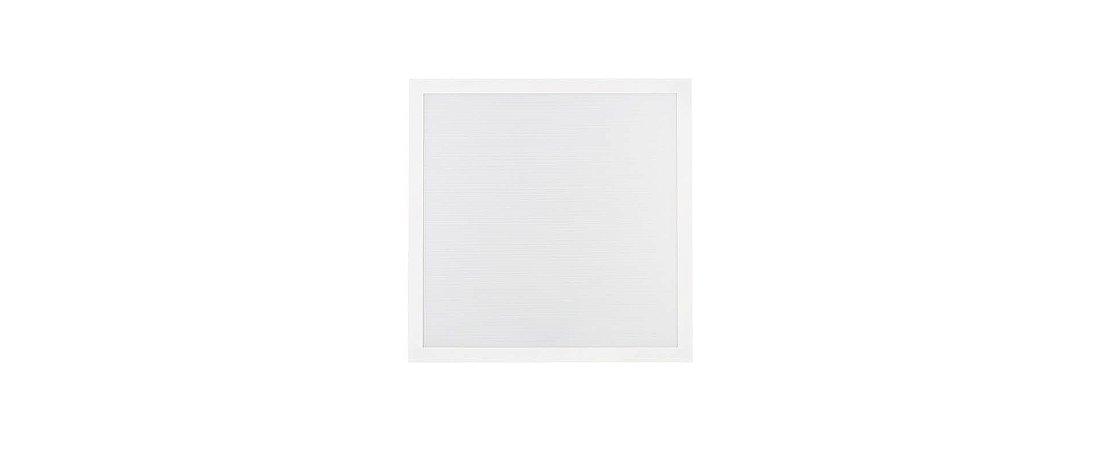 Painel Embutir Evo Backlight UGR 19 62x62cm Bivolt 40W 3100lm 4000K Alumínio 90° Stella STH20958/40