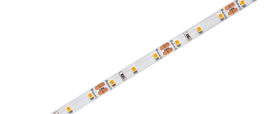 Fita Evo 6W/m 5 Metros 12Vcc IP65 30W 500LM/m 2700K Luz Quente Stella STH21805/27