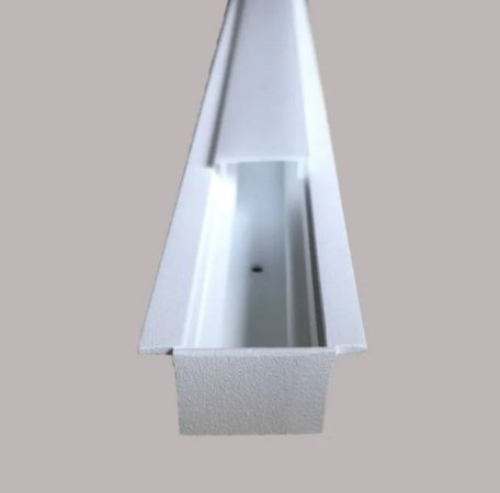 Perfil Embutir Linear Linha Garbo 34x2750x17mm Usina 30030/275