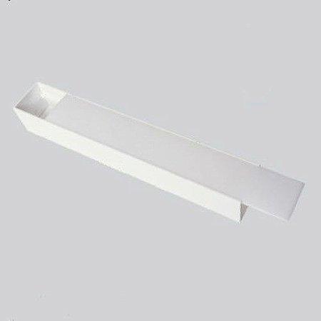 Perfil Sobrepor Linear Linha Nazca 49x1250x47mm Usina 30075/125