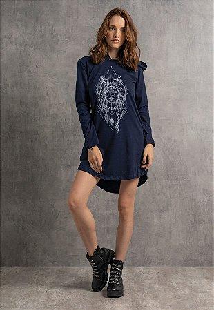 T-Dress Girlwolf Marinho