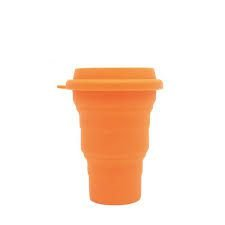 Copo Retrátil Reutilizável - Silicup 480 ml