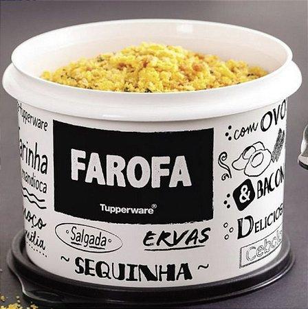Tupper Caixa Farofa 500 gramas