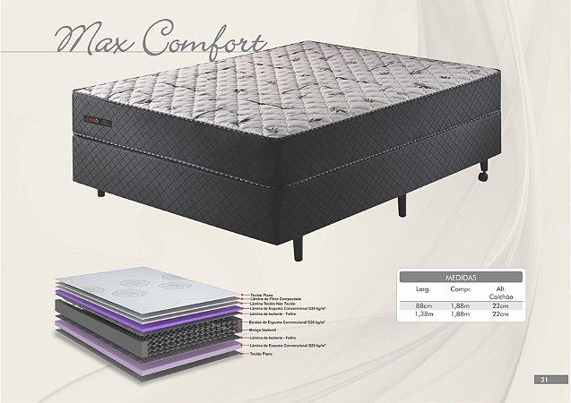 Colchão Max Comfort