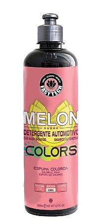Easytech Shampoo Automotivo Melon Colors Rosa Concentrado (500ml)
