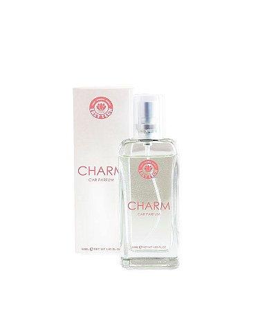 Charm Car Parfum - Aromatizante Feminino em Spray 50ml - Easytech