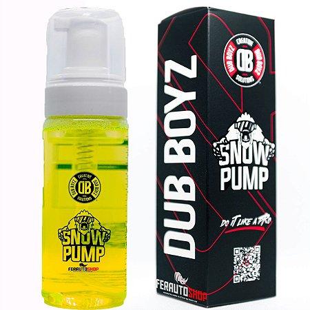 Snow Pump - Gerador de espuma 150ml - Dub Boyz