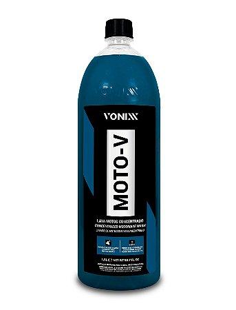 Vonixx Moto-v - Shampoo para lavagem de Motos Concentrado 1,5l