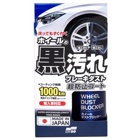 Impermeabilizante de Rodas 200ml Wheel Dust Blocker - Soft99