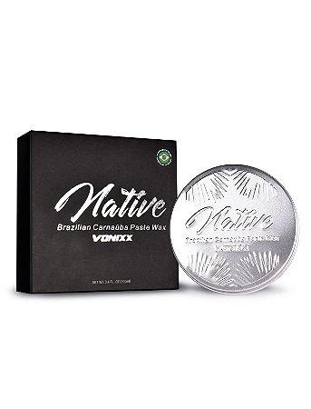 Native Brazilian Paste Wax Cera de Carnaúba 100ml - Vonixx