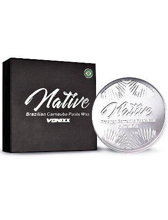 Native Brazilian Paste Wax Cera de Carnaúba 235ml - Vonixx