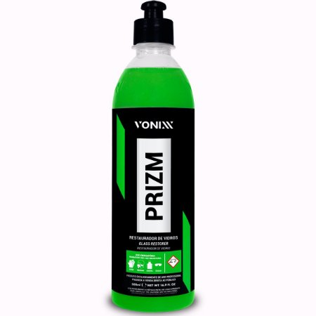 Prizm Vonixx Restaurador de Vidros e Removedor de Chuva Ácida (500ml)
