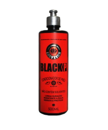 Black P - Condicionador de Pneus e Borrachas 500ml – Easytech