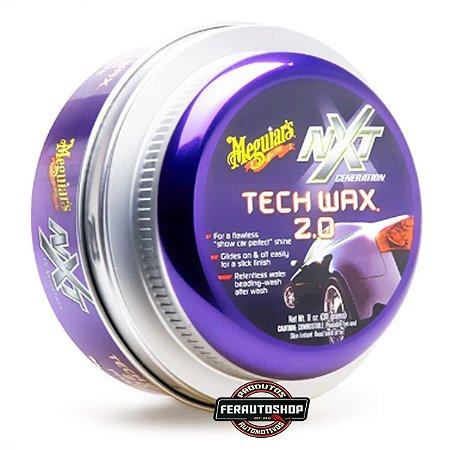 Cera NXT Generation Tech Wax 2.0 Em Pasta, G12711 (311g) - Meguiars
