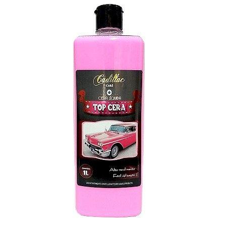 Cera Liquida Top Cera 1L - Cadillac