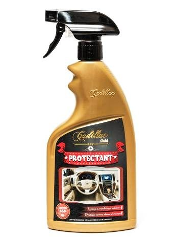 Protectant Vinyl & Rubber 650ml - Cadillac