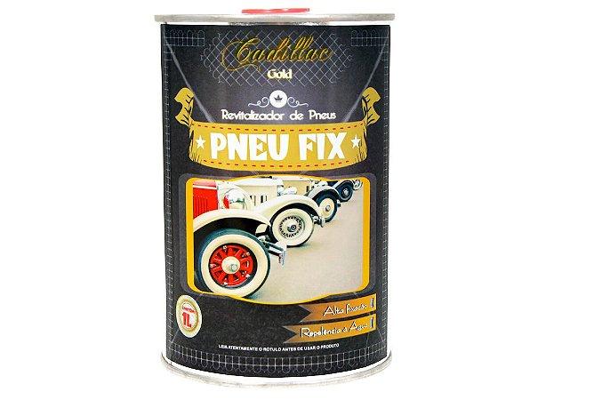 Abrilhantador de Pneus Pneu Fix 1L - Cadillac