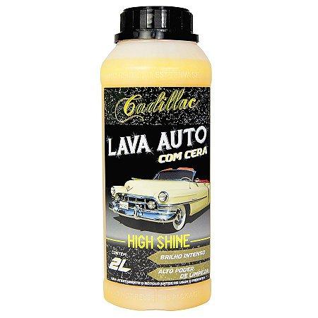Lava Autos High Shine com Cera 2l - Cadillac
