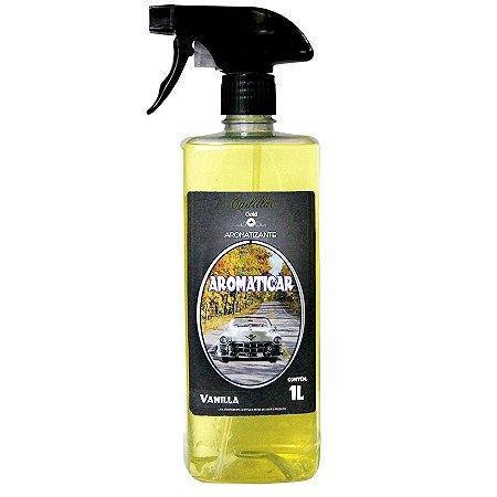 Aromaticar odorizador Vanilla - Baunilha - 1L - Cadillac