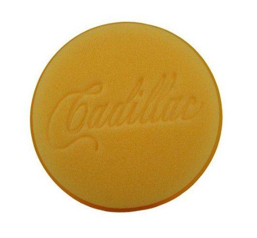 Aplicador de Espuma Amarelo - Cadillac
