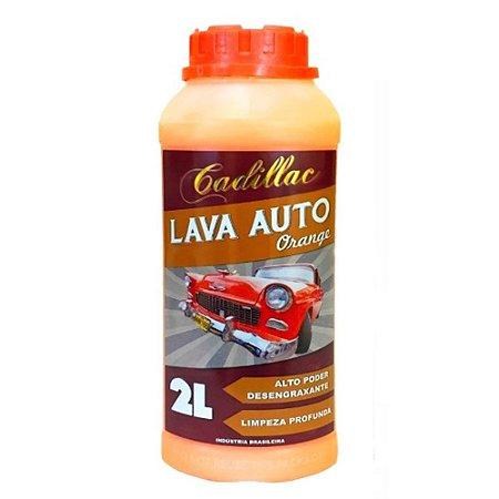 Lava Autos Orange Desengraxante 2L - Cadillac