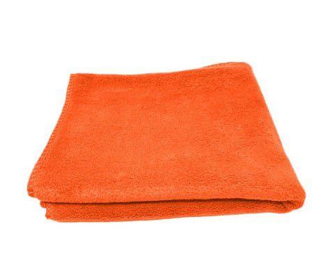 Toalha de Microfibra Orange Microfiber Towel 40x40 400gsm - SGCB