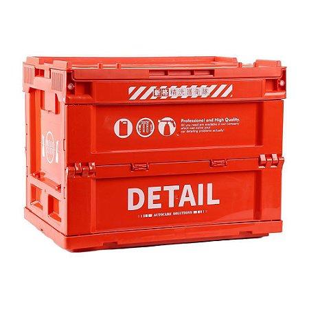 Caixa Organizadora Dobrável - Produtos e Ferramentas - SGCB
