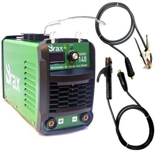 Máquina De Solda Inversora Eletrodo -Toparc 140 - Bivolt