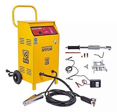 Repuxadeira Elétrica Spotcar 865 Analógica V8 Brasil 220v