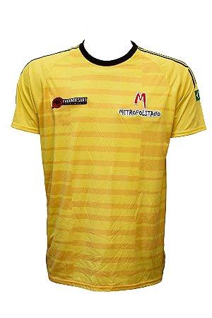 Camisa oficial de goleiro de jogo #3