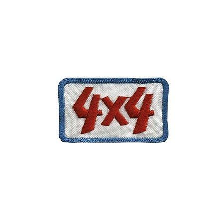 Patch Bordado 4x4 34110