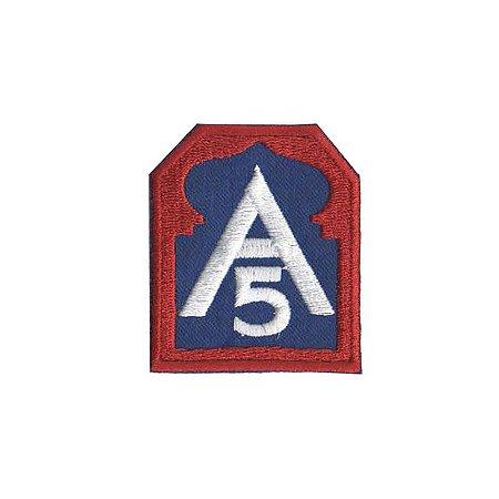 Patch Bordado A5 Exército Aliado 341189