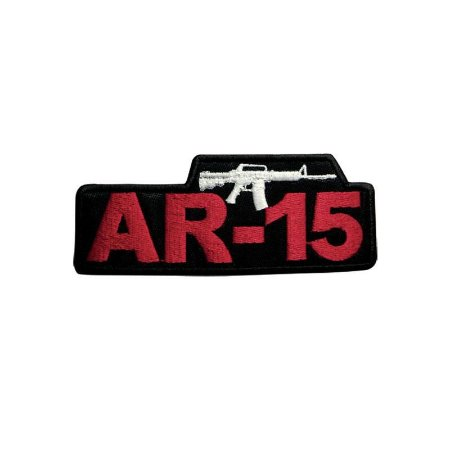 Patch Bordado AR-15 341161