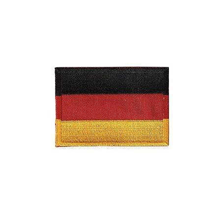 Patch Bordado Bandeira da Alemanha 341132