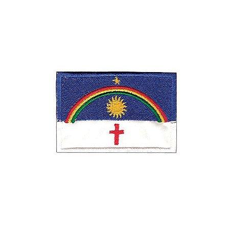 Patch Bordado Bandeira de Pernanbuco PE 34177