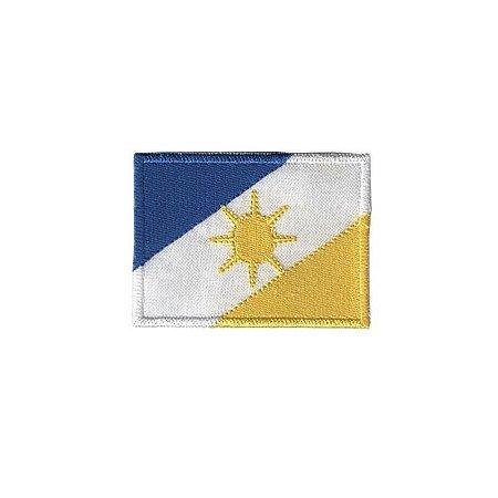 Patch Bordado Bandeira de Tocantins TO 34186