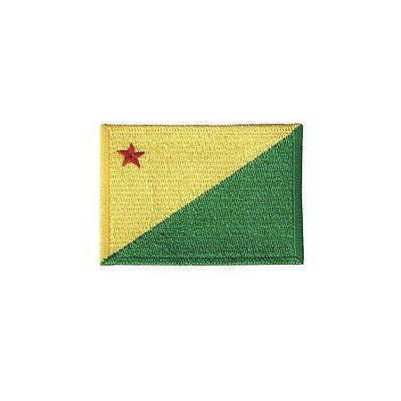 Patch Bordado Bandeira do Acre AC 34.184