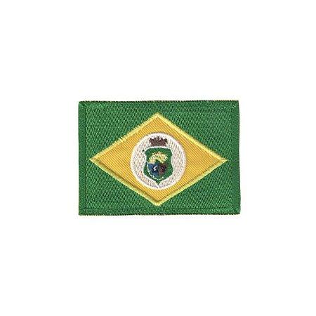 Patch Bordado Bandeira do Ceará CE 1.341.74