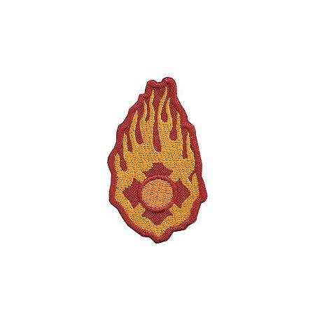 Patch Bordado Bombeiros 1.341.10v