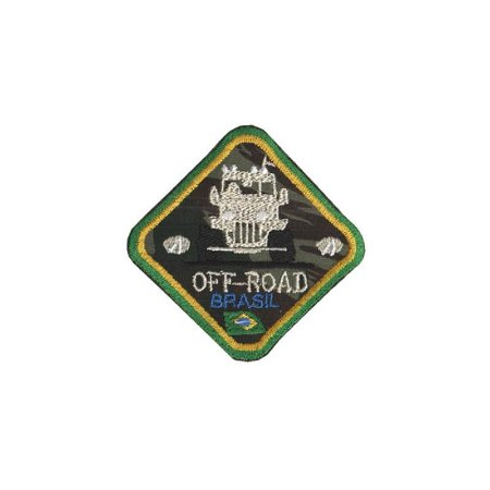 Patch Bordado Off-Road 1.341.19
